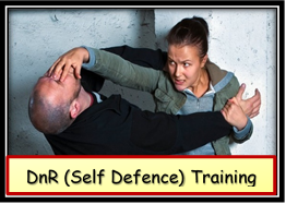 Defence & Restraing Techniques