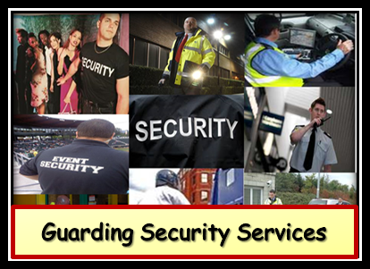 Guarding Security Services