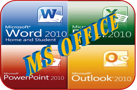 Microsoft Office: Word, Excel, Power Point, Access, Outlook
