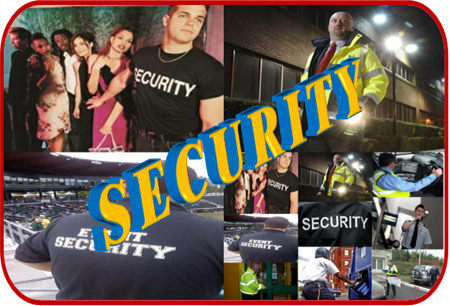 Security Training: Door, Static, Event, Retail